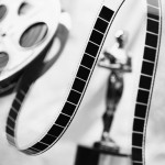 Film Reel and Academy Award